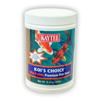Kaytee Koi's Choice Premium Fish Food