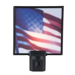 American Flag Night Light