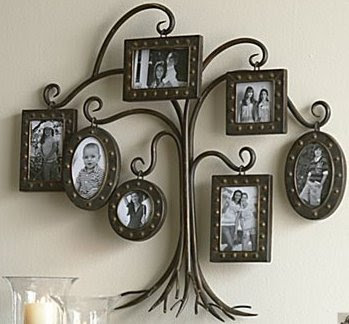 Family Tree Photo Collage