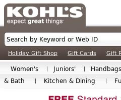 Kohls Coupons and Deals