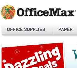 OfficeMax Coupons and Deals