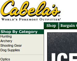 Cabelas Coupons and Deals