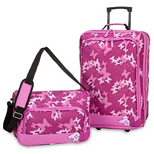 Tinker Bell Luggage Set for Girls