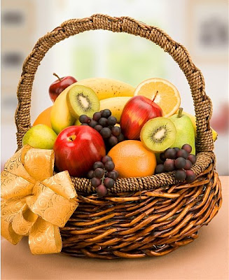 Sweet Sensations Fruit Basket