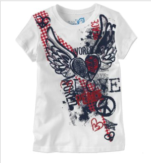 July 4th graphic tee