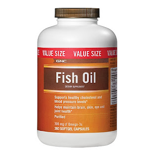 Gnc volcano supplement autos post for Fish oil review