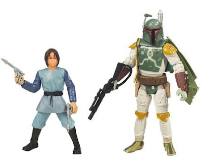 Star wars holiday toys