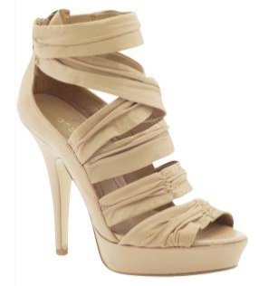 BCBGeneration nude shoes