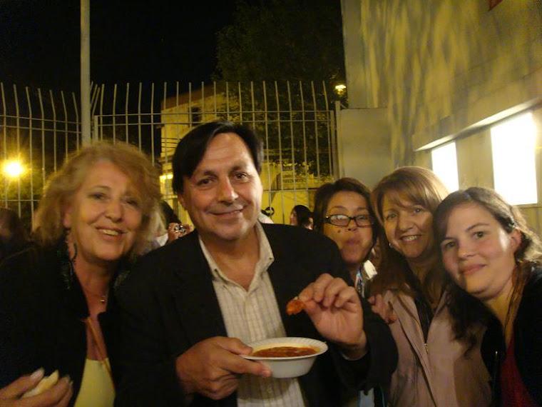 Susana Stamatti, Cali, Graciela y Agustina