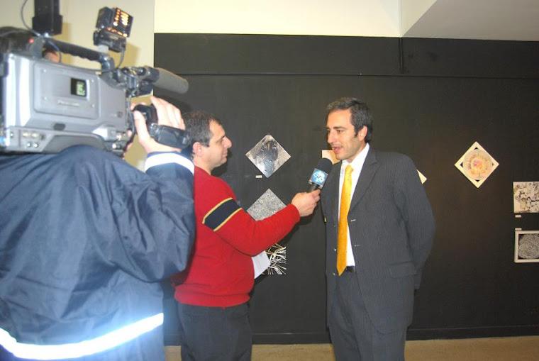 Dr. Oscar Martinez presidente de la Fundación