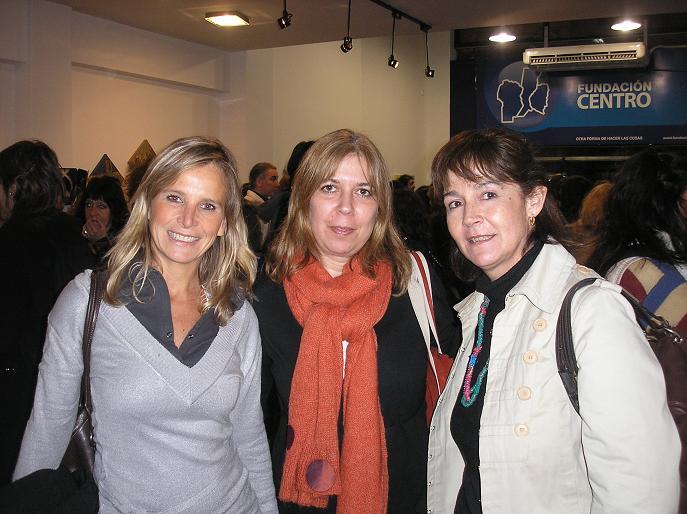 Viviana, Inés y Silvia nuestras protagonistas