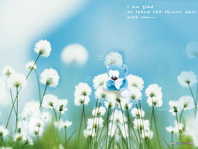 wallpaper cartoon korean. Korean cartoon:Blue Bare