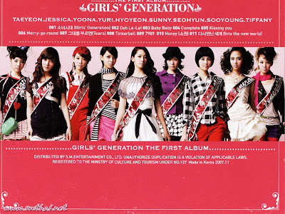Wallpaper Girl Generation SNSD (Gee