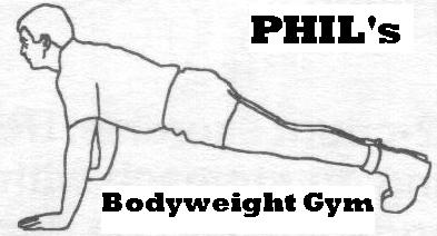 PHIL's BODYWEIGHT GYM