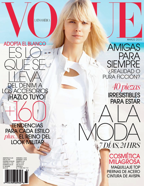 Vogue At The Beach