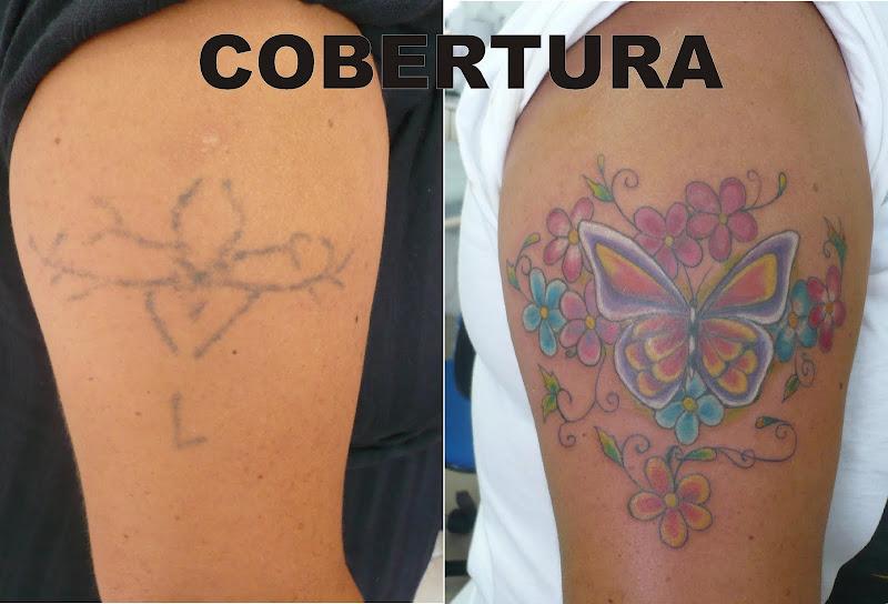 Cobertura de tatuagem mal feita title=