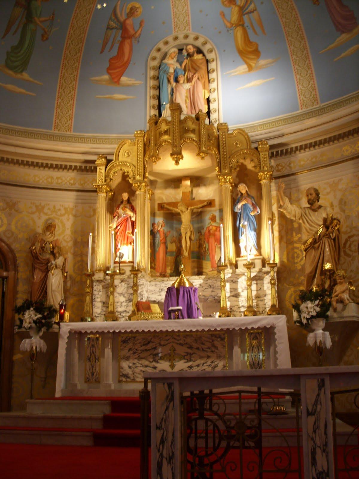 Detroit Church Blog Holy Family Greektown