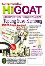 Susu Kambing HiGoat