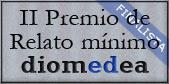 Finalista del II Premio de Relato mínimo Diomedea