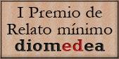 I Premio de Relato mínimo Diomedea