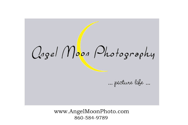 Angel Moon Photo