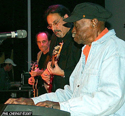 Kahl, and Pinetop Perkins