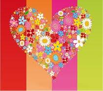 Colores = Alegría de Vivir