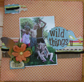 Wild Things Layout