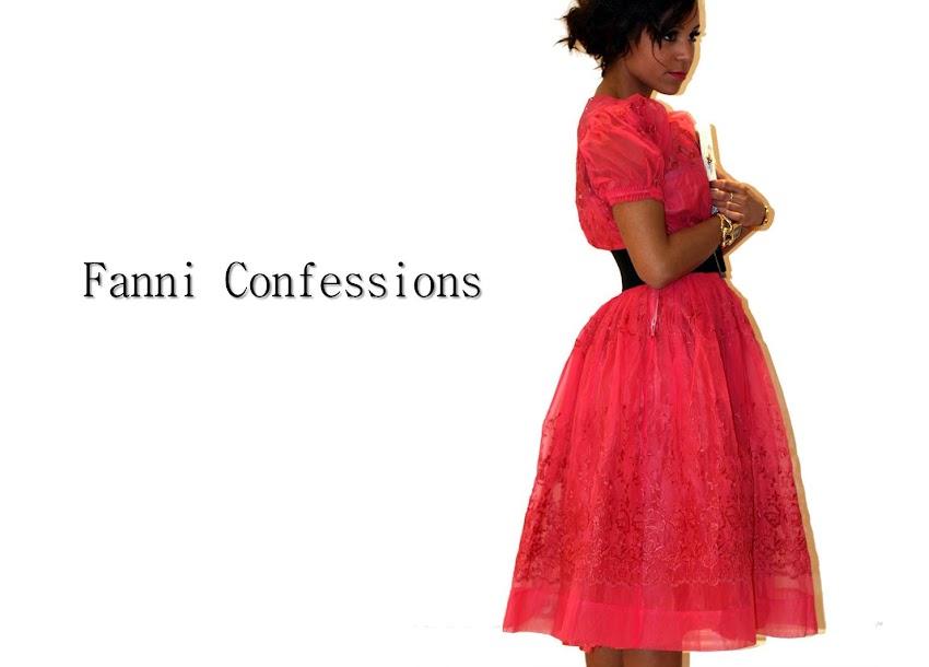 Fanni Confessions
