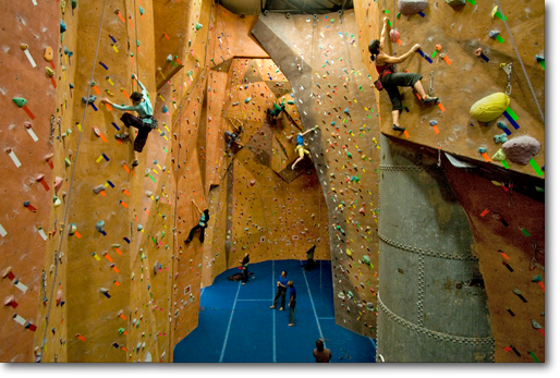 Indoor Rock Climbing Indoor Rock Climbing Gym