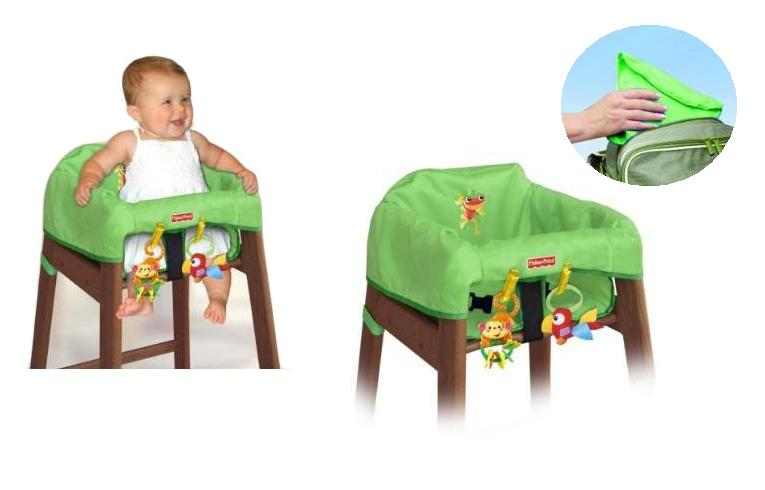 Products online fisher price portable high chair cover rm69 90