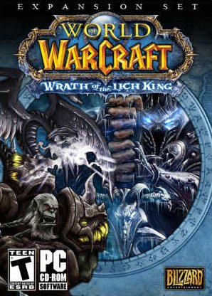 world of warcraft wrath of the lich king gameplay. لعبة WORLD OF WARCRAFT [ WRATH