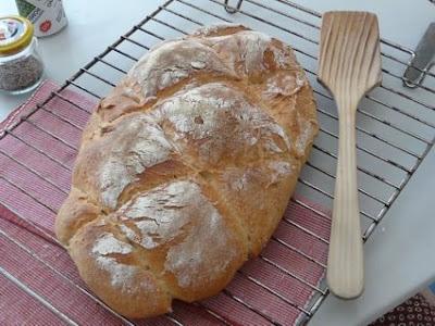 calenté el horno mucho tiempo antes de meter el pan