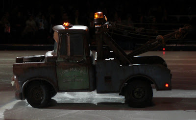 Disney on Ice Tow Mater Cars