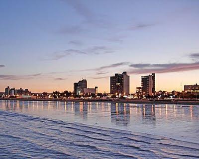 la ciudad de puerto madryn: