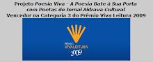 Projeto Poesia Viva - a poesia bate à sua porta - Vencedor do Prêmio VivaLeitura 2009