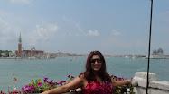 Sonya in Venice, Italy