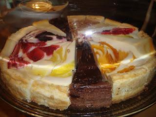 cheesecake variety