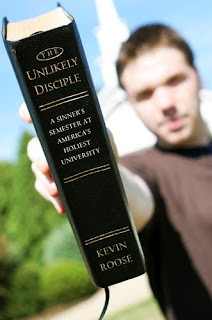 Kevin Roose The Unlikely Disciple