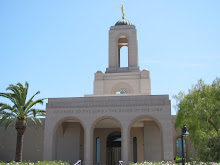 Newport Beach, California LDS Temple