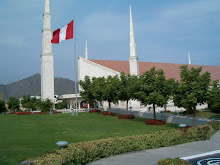 Lima, Peru LDS Temple
