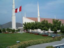 Lima, Peru LDS Temple