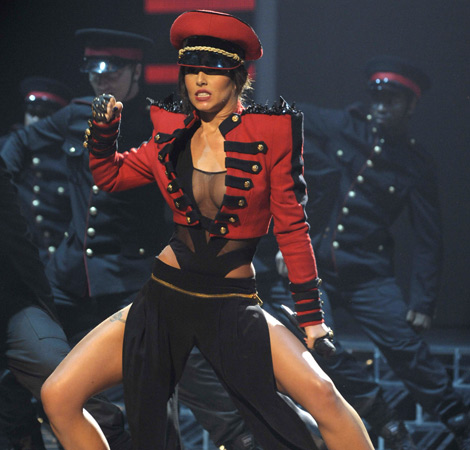 cheryl cole  outfit