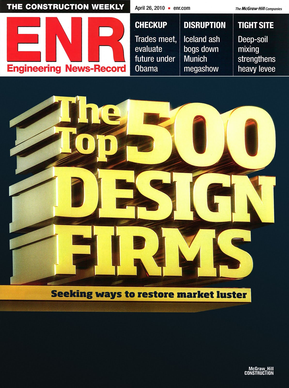 Garver Top 500 Design Firm