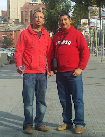 FOTO CON COLEGAS PINTORES