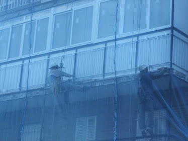 Vlasconstruc rehabilitacion de edificios for Piscina cubierta navalcarnero