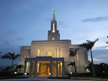The temple in Panama City