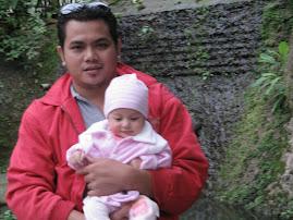 Baby Batrisyia&Babah
