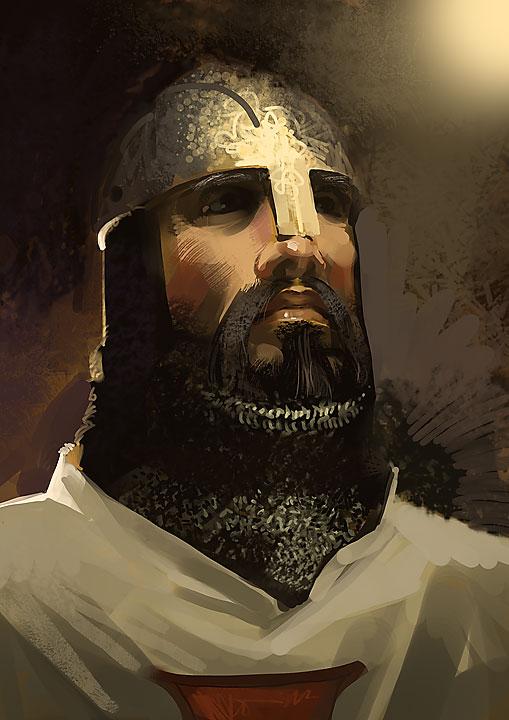 CABALLEROS TEMPLARIOS Templario