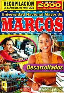 LIBRO EXAMENES SAN MARCOS - EDITORA DELTA